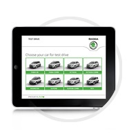 Skoda roadshow